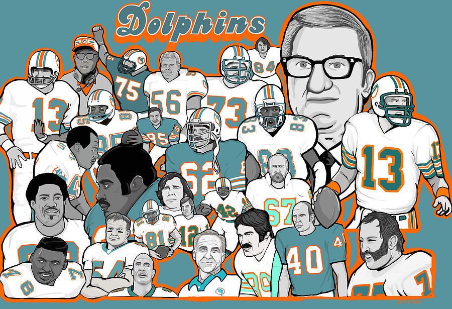 Dolphins Digital Art - Dolphins Ring Of Honor by Gary Niles