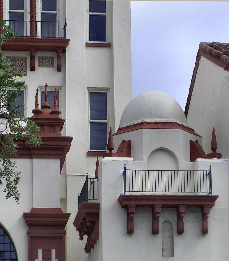 Dome and Finials by Lin Grosvenor
