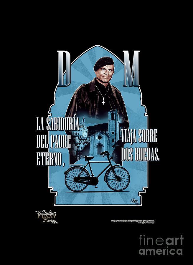 Don Matteo - Es Digital Art by Italian Funny Movies