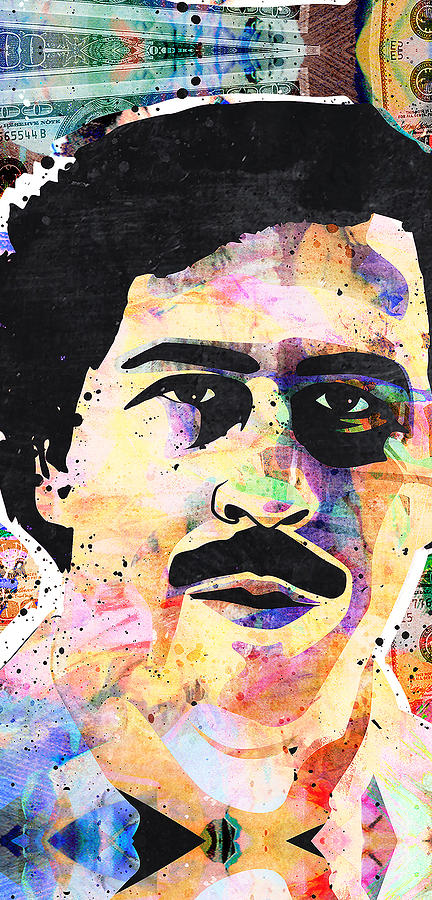 Heroes Digital Art - Don Pablo by Canvas Cultures