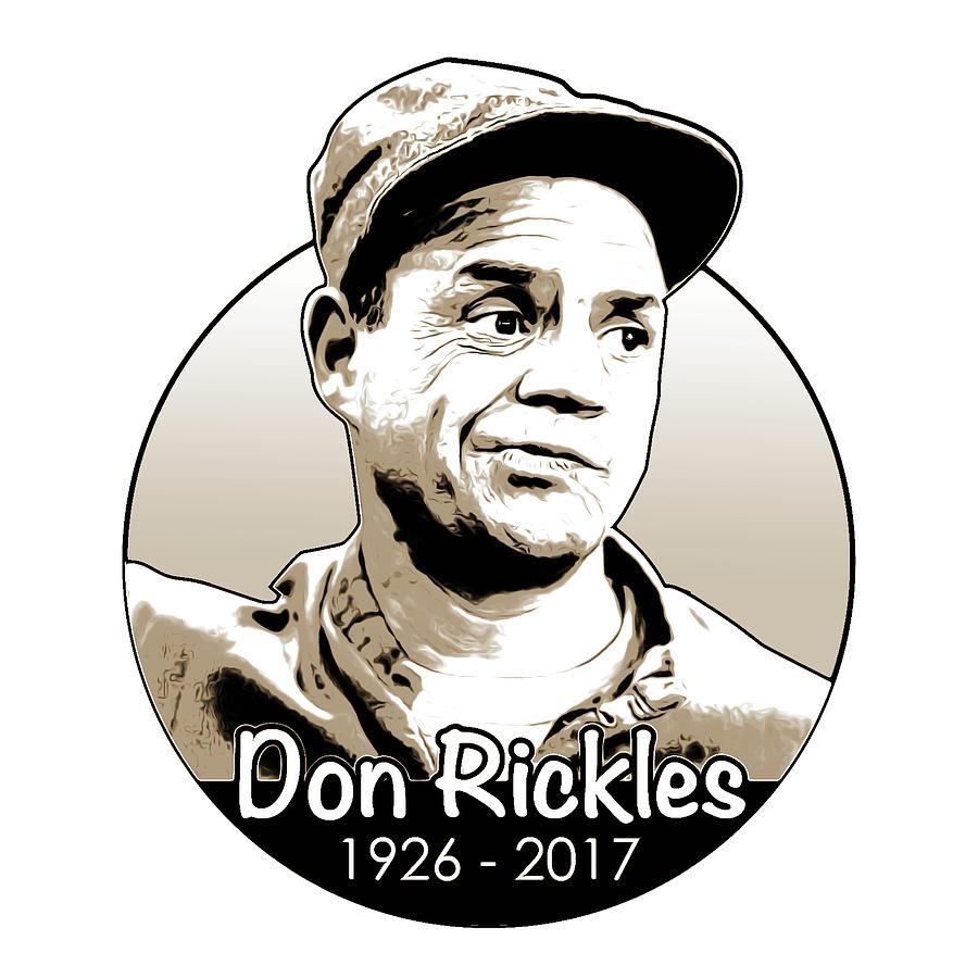 Don Rickles Digital Art
