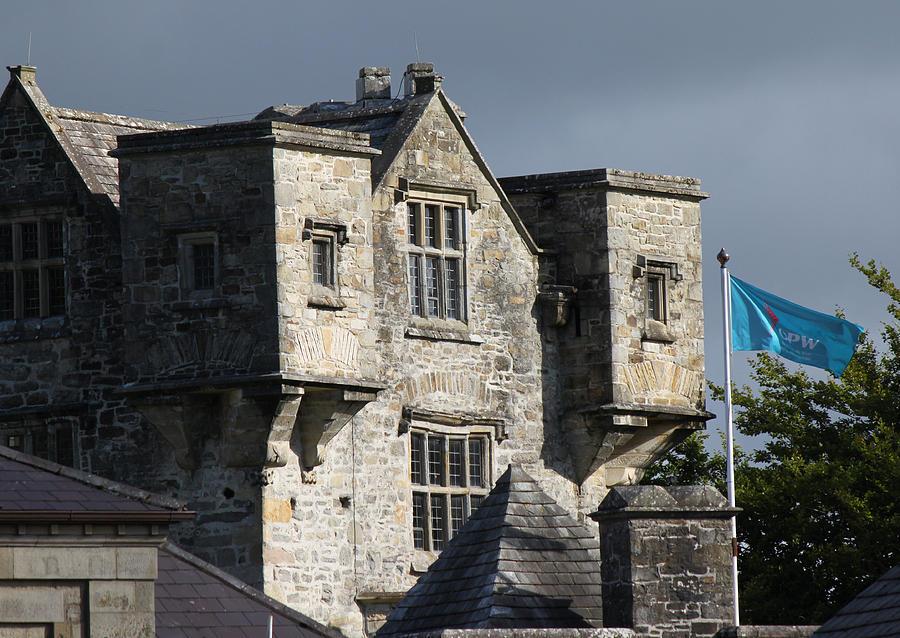 Donegal Castle by John Moyer