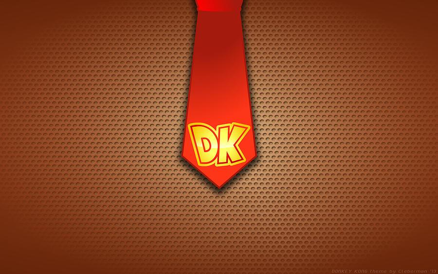 Donkey Kong Digital Art - Donkey Kong by Dorothy Binder