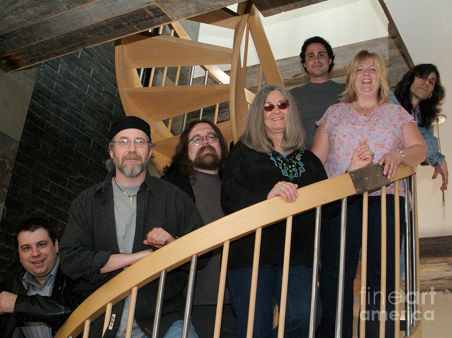 Donna Jean Godchaux and The Zen Tricksters by J Bloomrosen