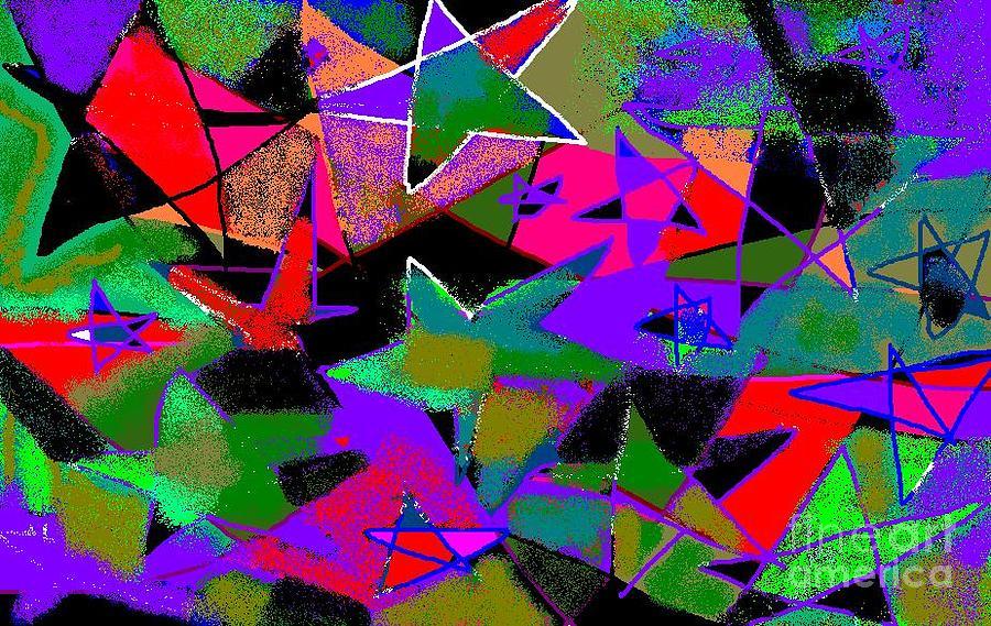 Political Digital Art - Dont Ask  Dont Tell by Beebe  Barksdale-Bruner