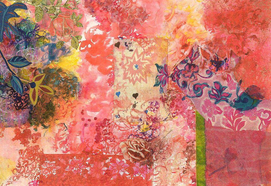 Floral Painting - Dont Send Me Flowers IIi by Gloria Von Sperling