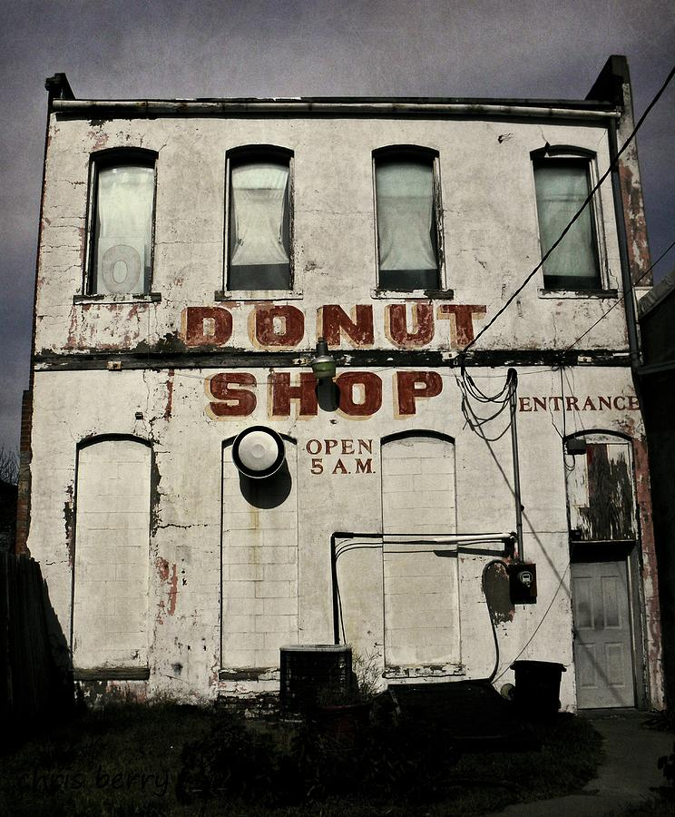 Donut Shop by Chris Berry