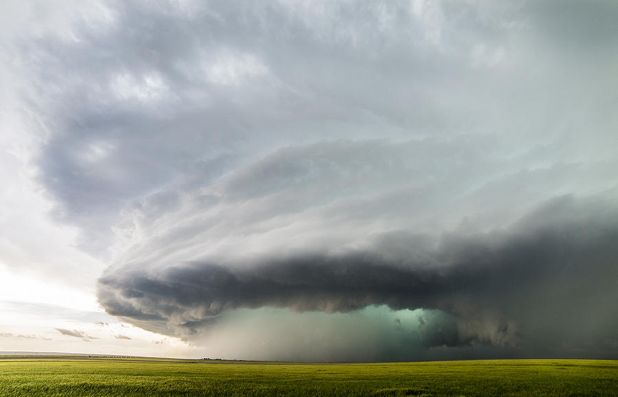 Landscape Photograph - Doomsday by Brandon Sullivan