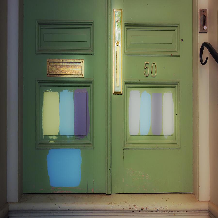 Door Photograph - Door 50 by David Stone