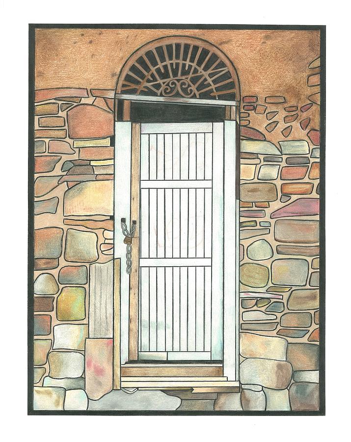Картинки на дверь рисовать