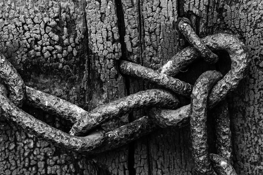 Door Chain by Carl Simmerman
