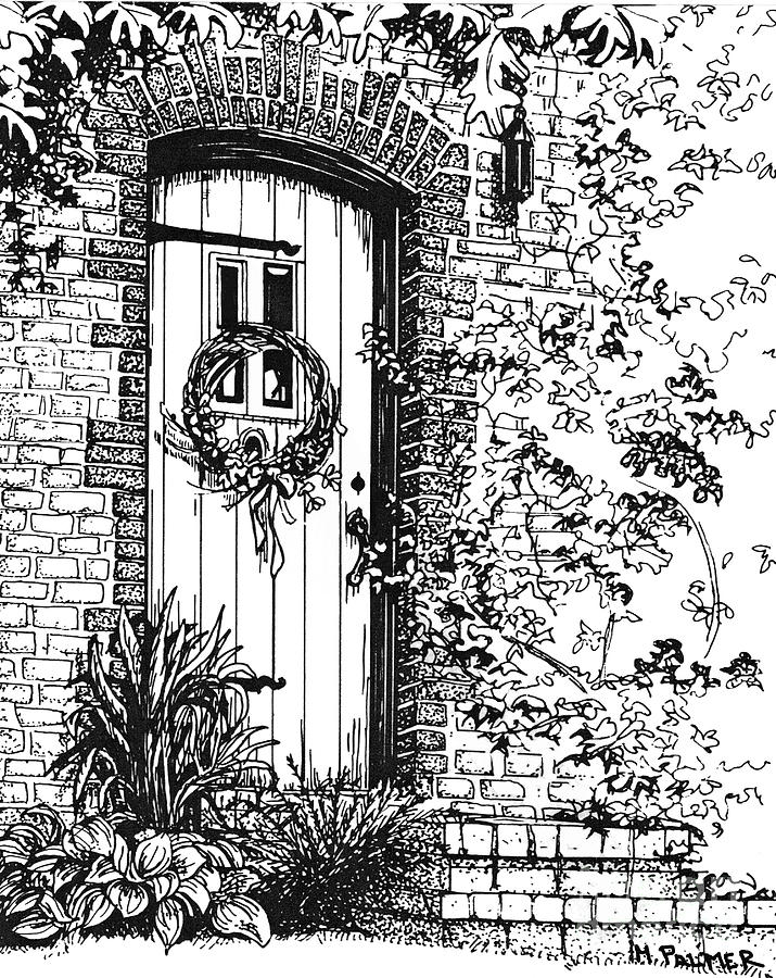 Door by Mary Palmer