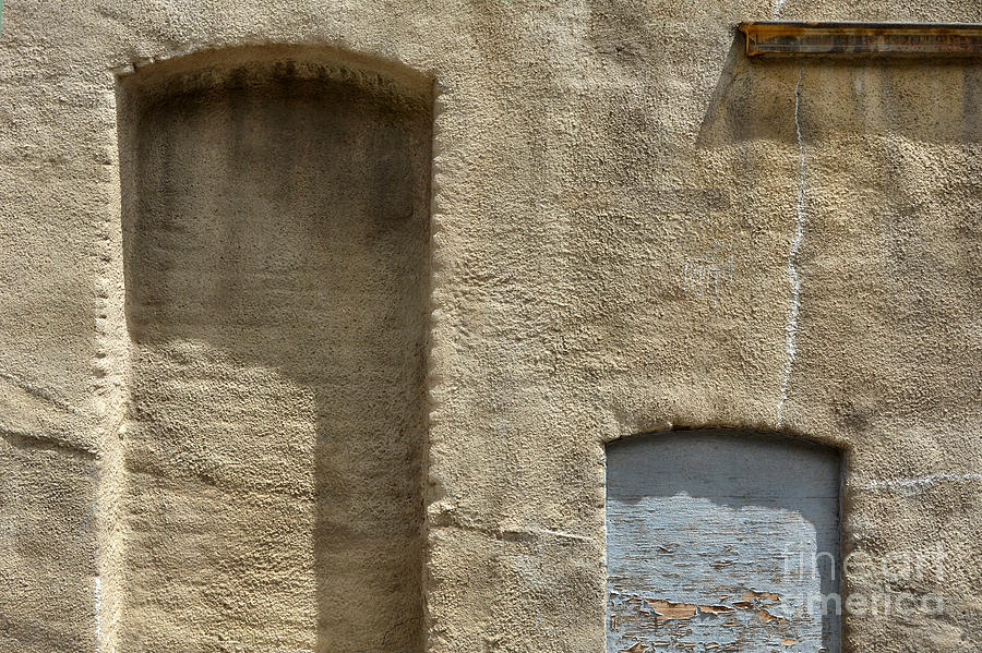 Building Photograph - Door No More by Dan Holm