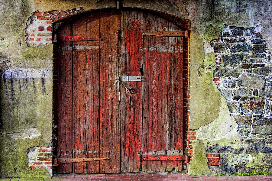 Door Photograph - Door To Discovery by JAMART Photography