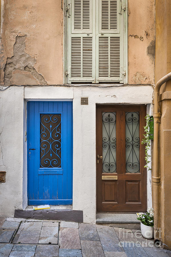 Door Photograph - Doors And Window by Elena Elisseeva