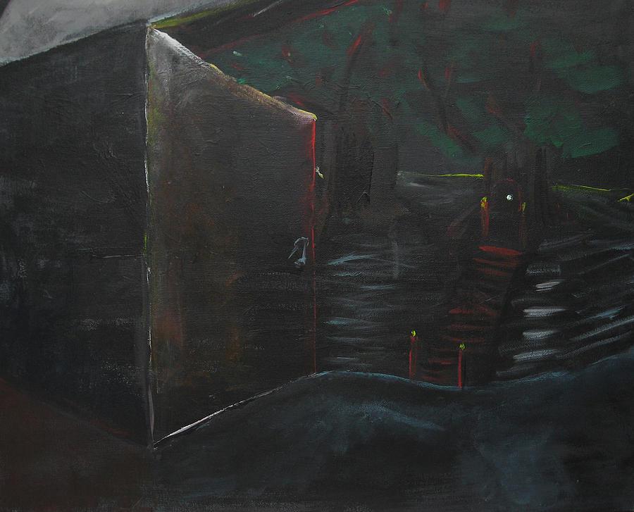 Doors Painting by Darkest Artist