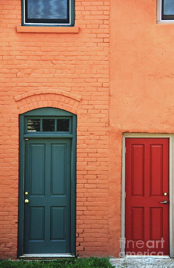 Doors by Melissa  Mim Rieman