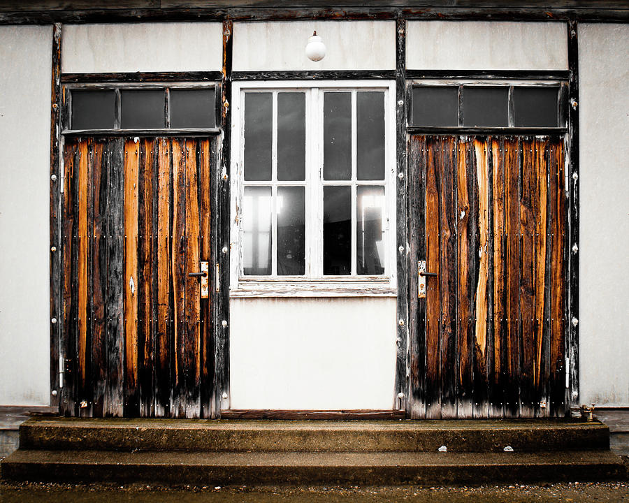 Doors of Dachau by Steven Myers