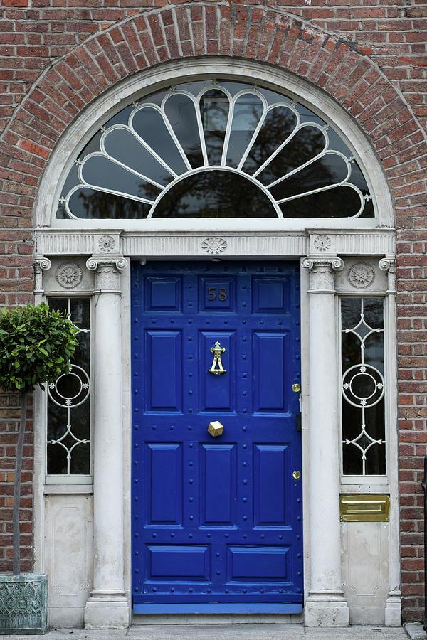 Doors Of Dublin Photograph