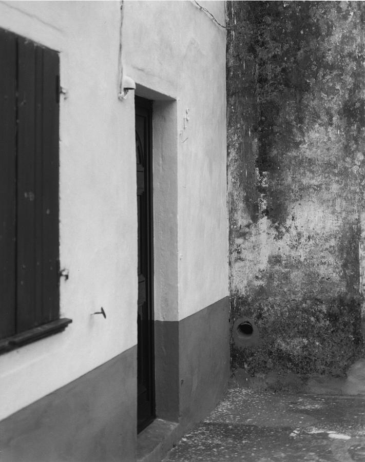 Azores Photograph - Doorway - Sao Miguel - Azores by Henry Krauzyk