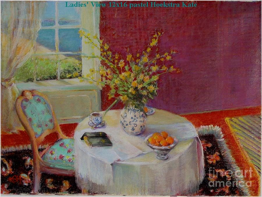Interior Painting - Dorothy S  View   Copyrighted by Kathleen Hoekstra