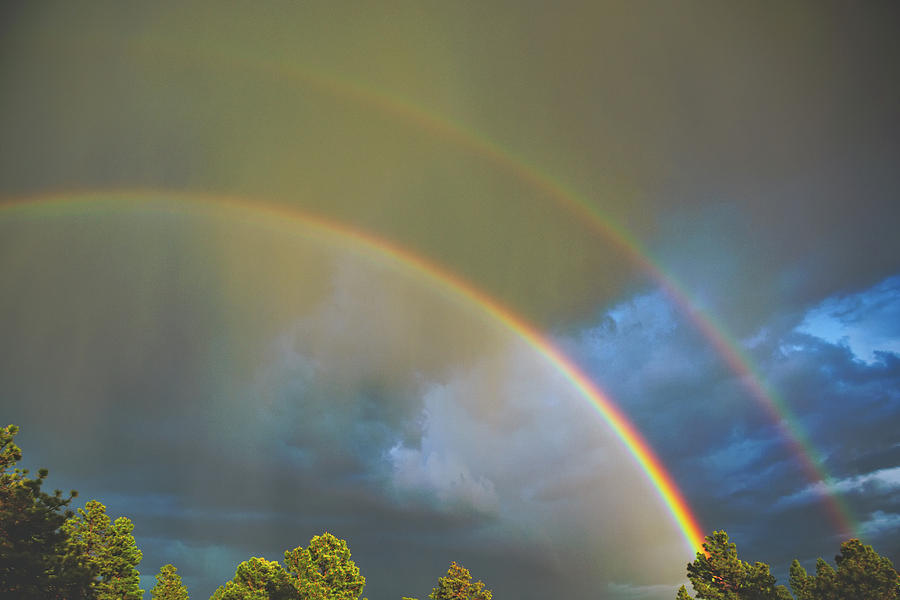 Double Rainbow Blues by Jason Coward