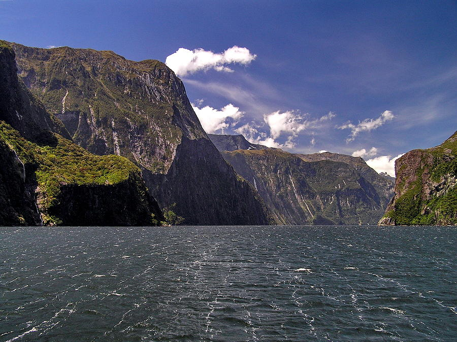 Doubtful Photograph - Doubtful Sound by Phil Stone