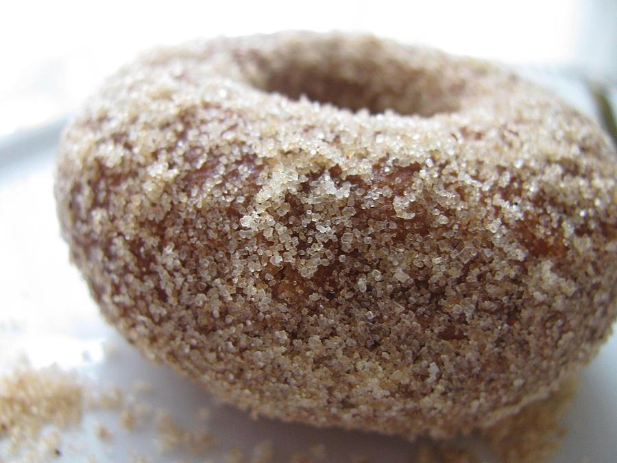 Food Photograph - Doughnut Love by Lindie Racz