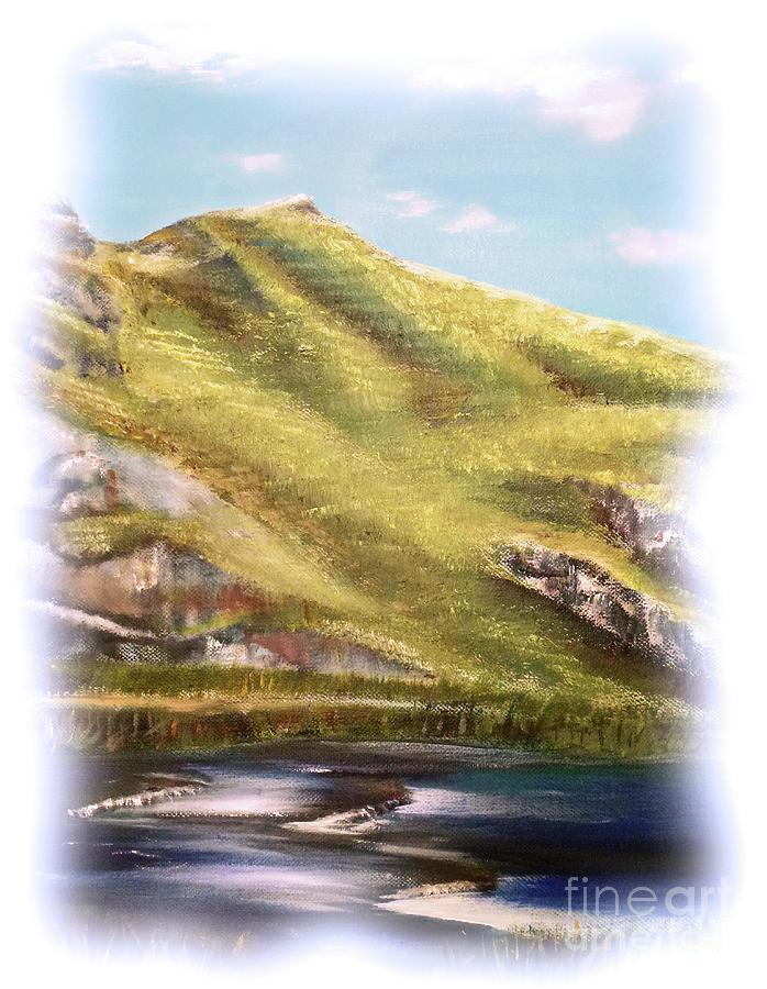 Dovedale by Elizabeth Lock
