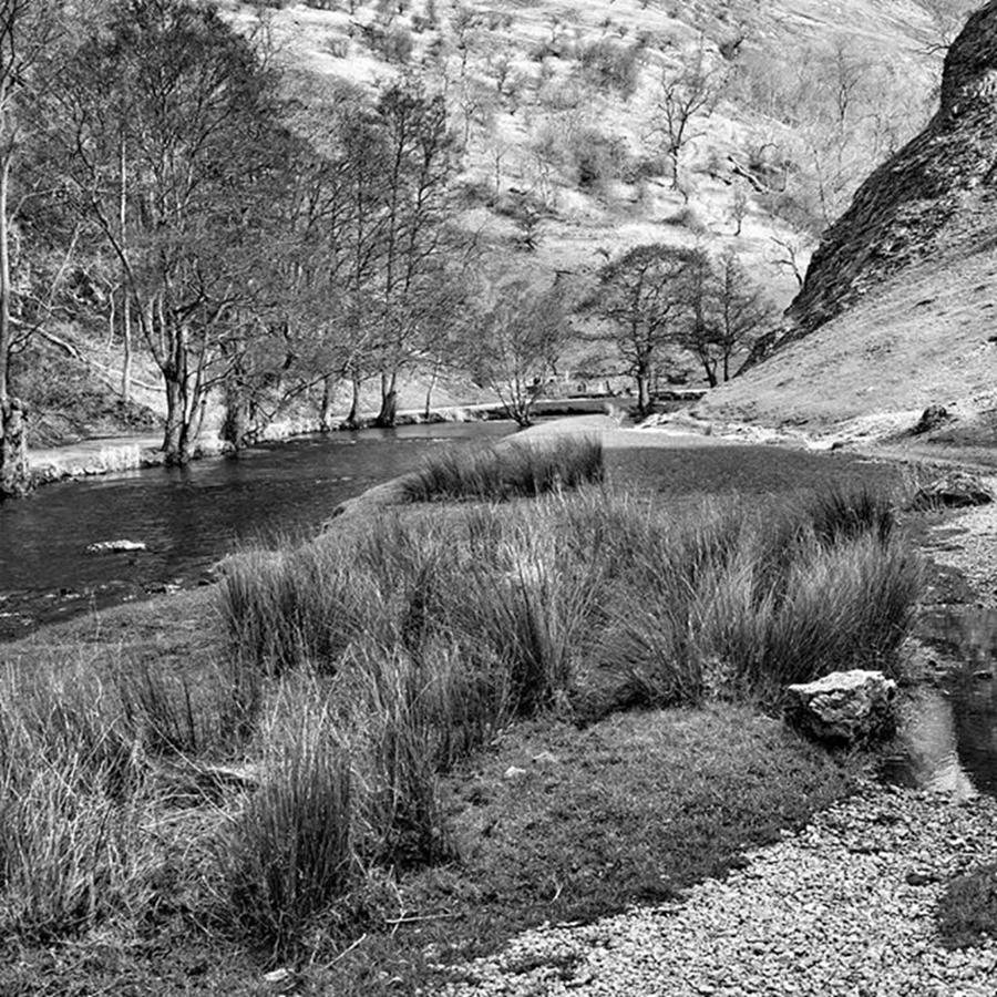 Dale Photograph - Dovedale, Peak District Uk by John Edwards