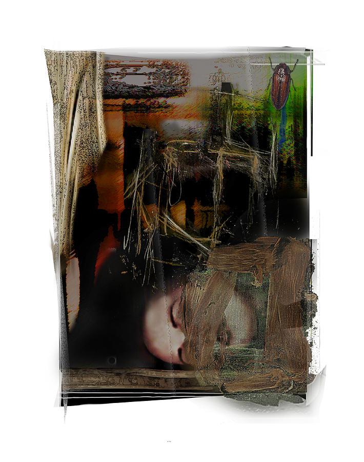 Portrait Digital Art - Down by Nuff
