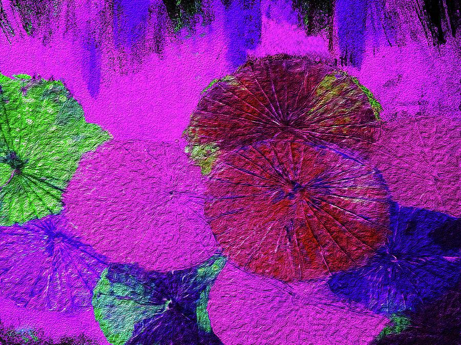 Rain Digital Art - Downpour 3 by Bruce Iorio