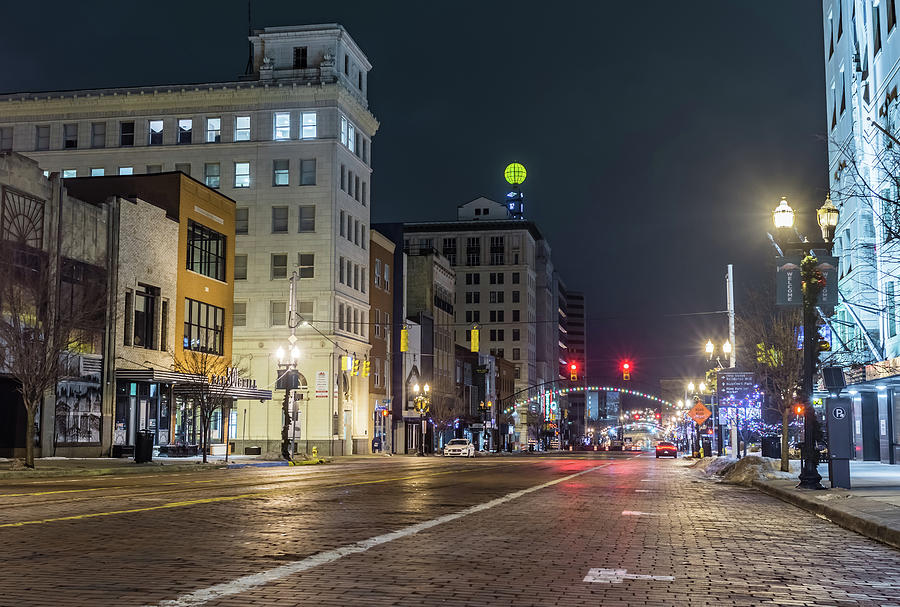 Image result for downtown flint michigan