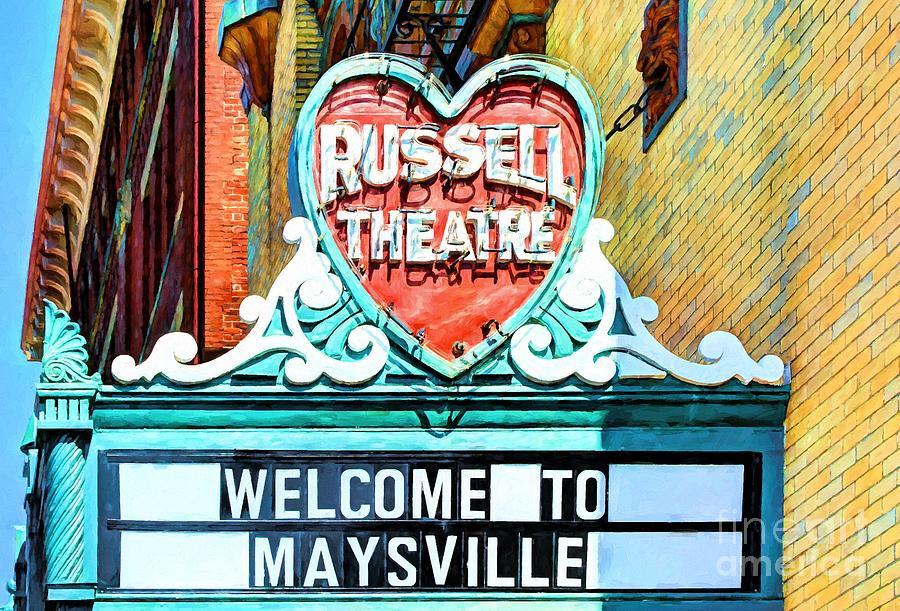 downtown maysville kentucky 4 photograph by mel steinhauer