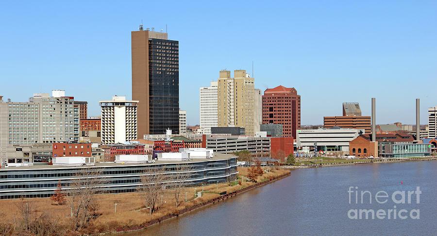 Downtown Toledo Riverfront 5129 Photograph