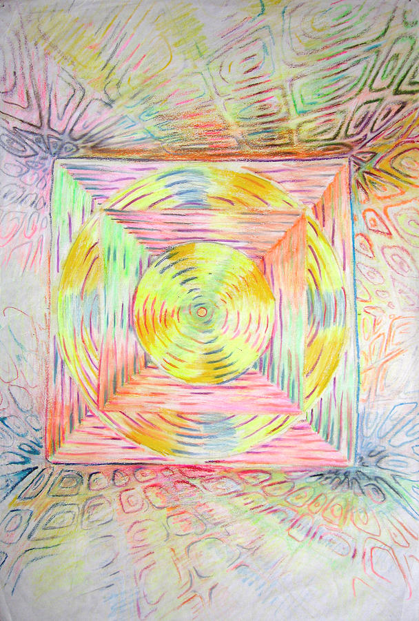 Doy La Vuelta Painting by Jeremy Robinson