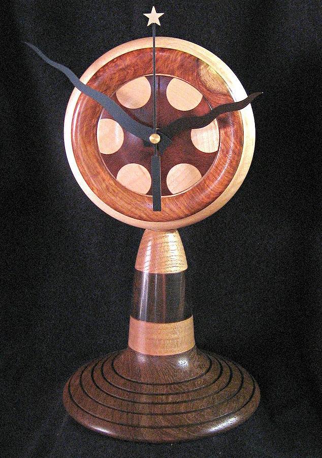 Dr. Suess Clock Sculpture by Chuck Turigliatto