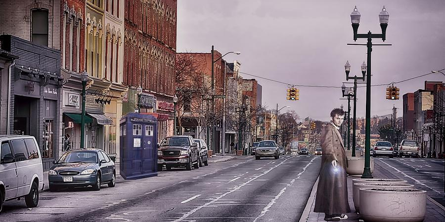 Dr Who In Ypsilanti Photograph