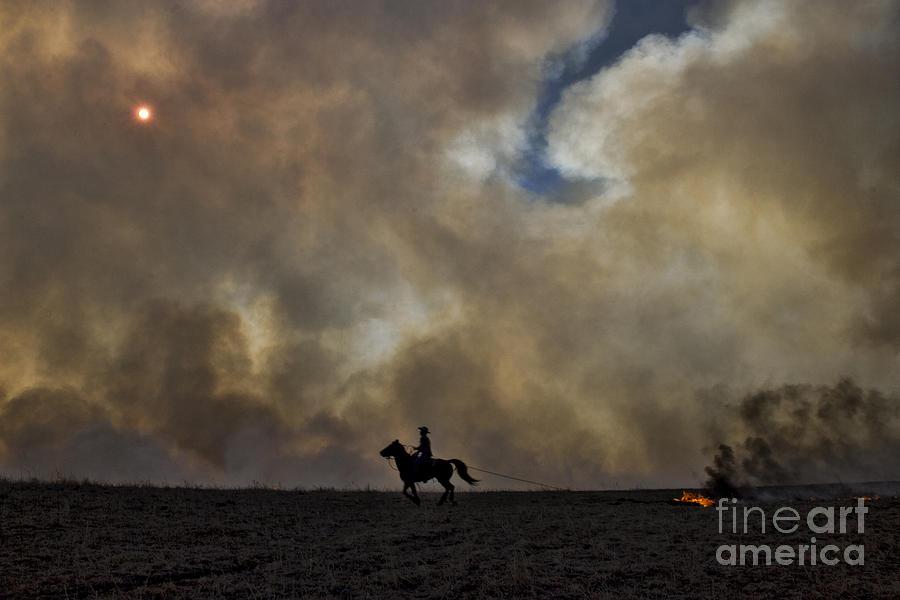 Draggin' Fire by Crystal Nederman