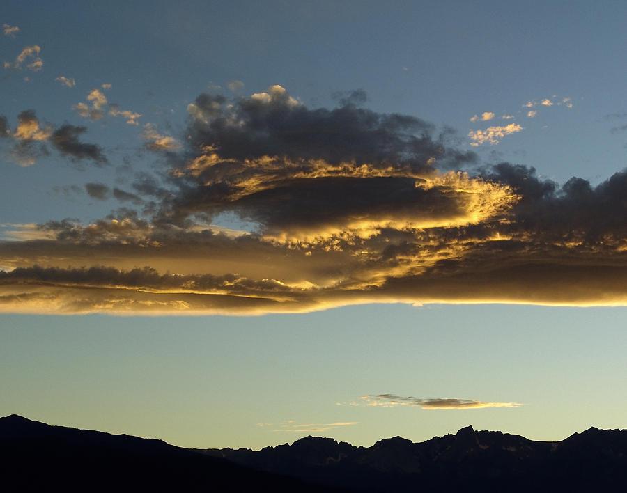 Clouds Photograph - Dragon Cloud by Alpha Pup