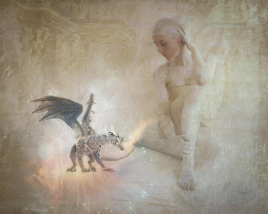 Dragon Mistress by Terry Fleckney
