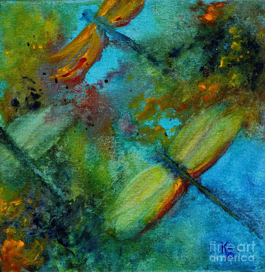 Dragonflies by Karen Fleschler