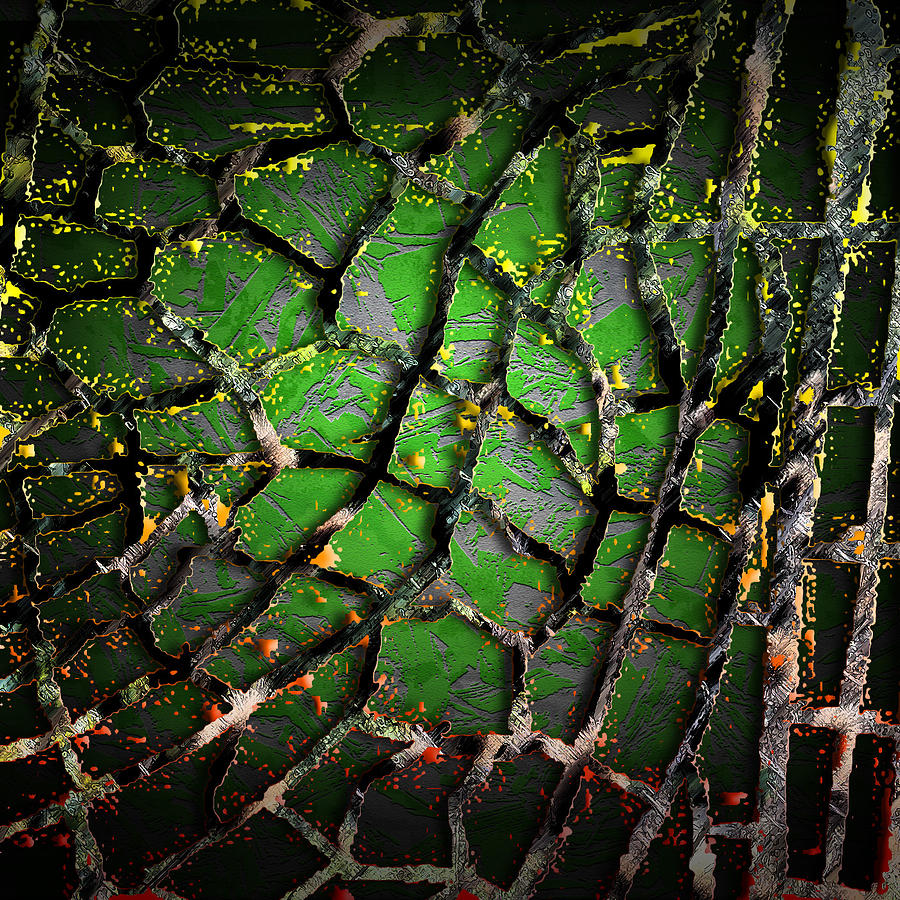 Dragonfly Digital Art - Dragonfly by Aaron Kreinbrook