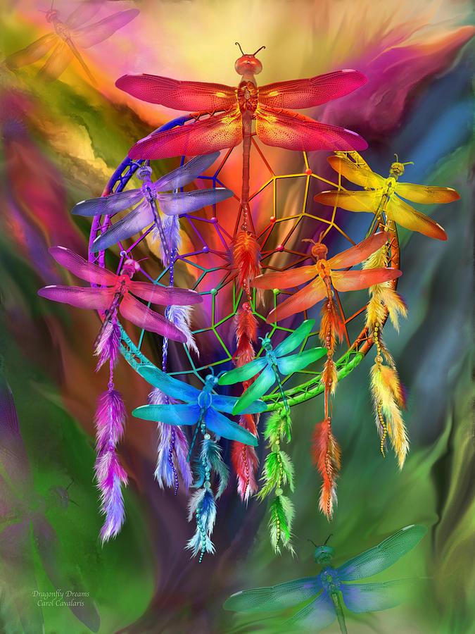 Dragonfly Dreams by Carol Cavalaris