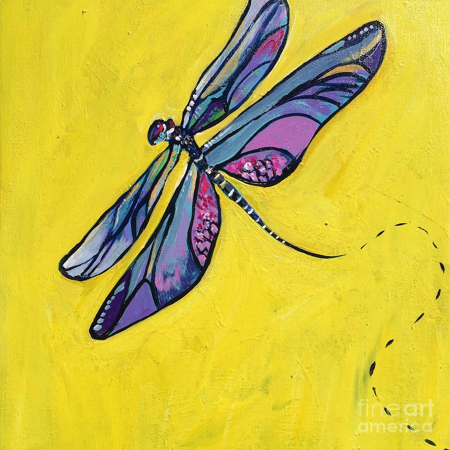 Dragonfly by Kim Heil