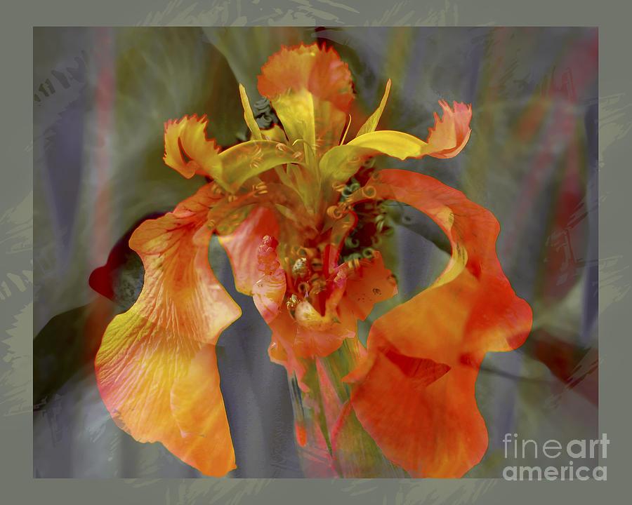 Floral Photograph - Dragons Breath by Chuck Brittenham