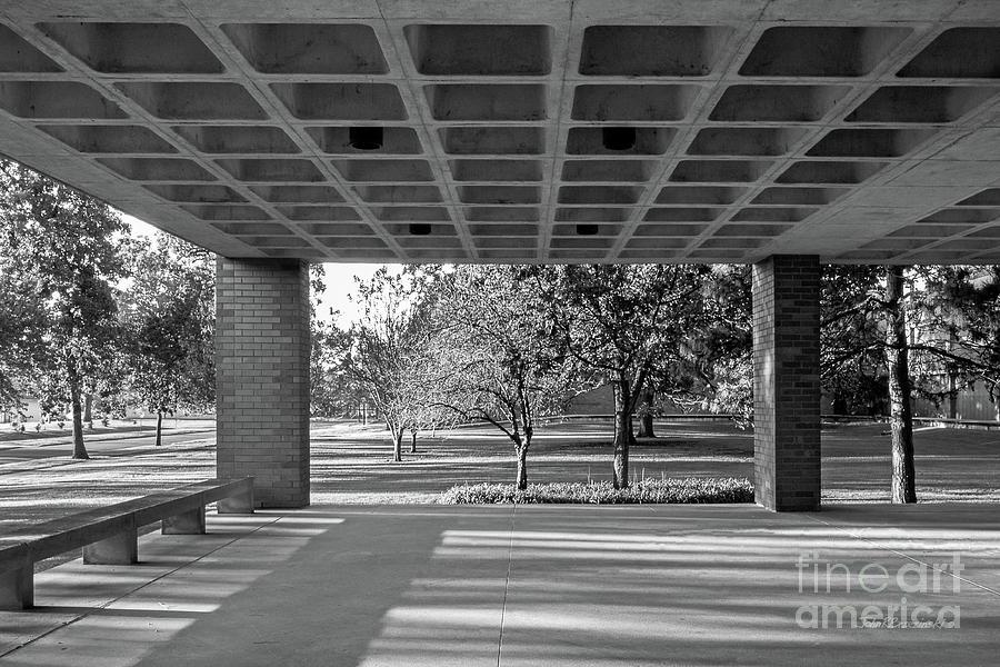Des Moines Photograph - Drake University Harmon Fine Arts Center by University Icons