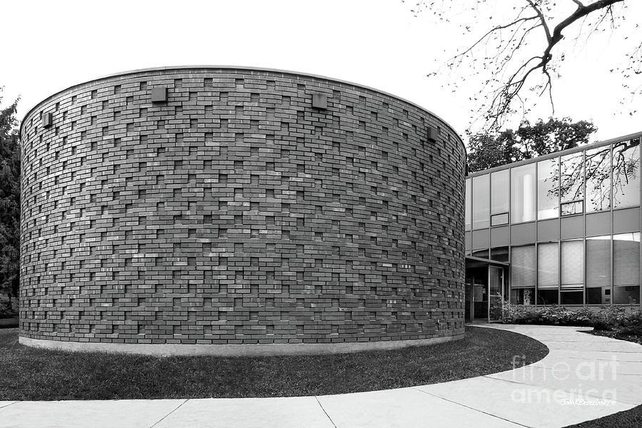 Des Moines Photograph - Drake University Oreon Scott Chapel by University Icons