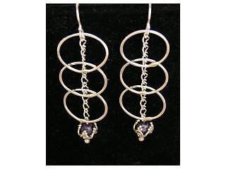 Drama Queen Earrings Jewelry by Grace Lange