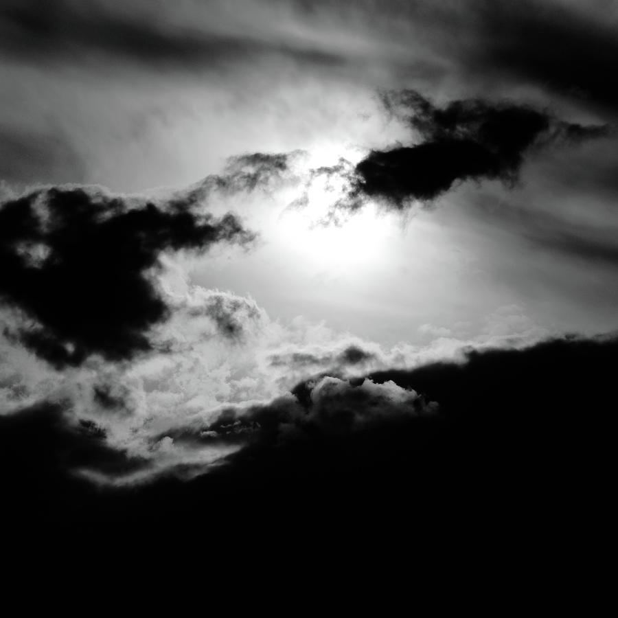 Clouds Photograph - Dramatic Clouds by Trance Blackman